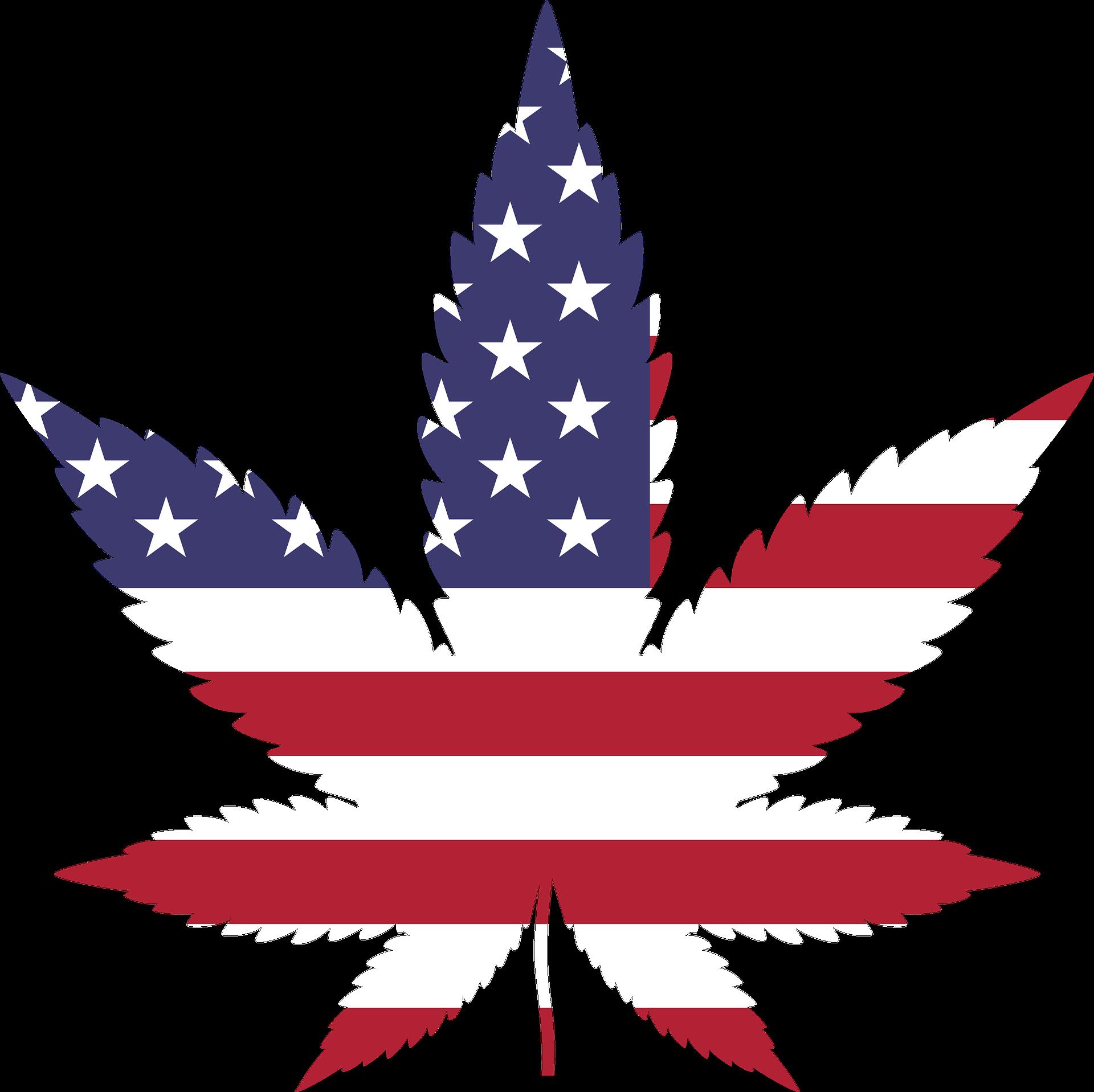 In den USA kann man seit 2014 auch legal Cannabis erwerben.